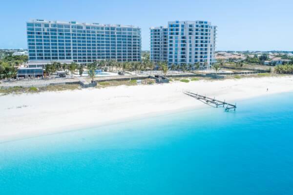Ritz-Carlton hotel in Turks and Caicos