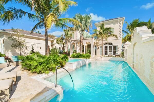 Shore Club villa