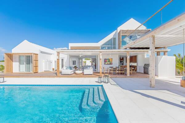 Sunset Beach Villas in the Turks and Caicos