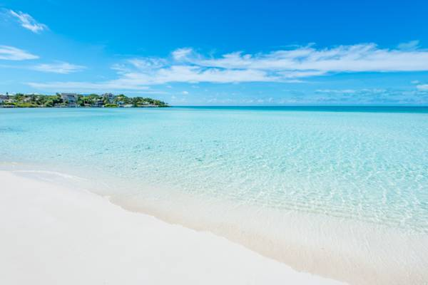 Taylor Bay Beach in the Turks and Caicos