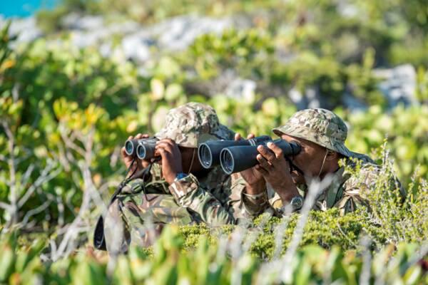 The Turks and Caicos Islands Marine Regiment