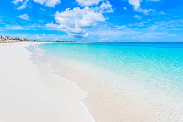 the Bight Beach in central Providenciales
