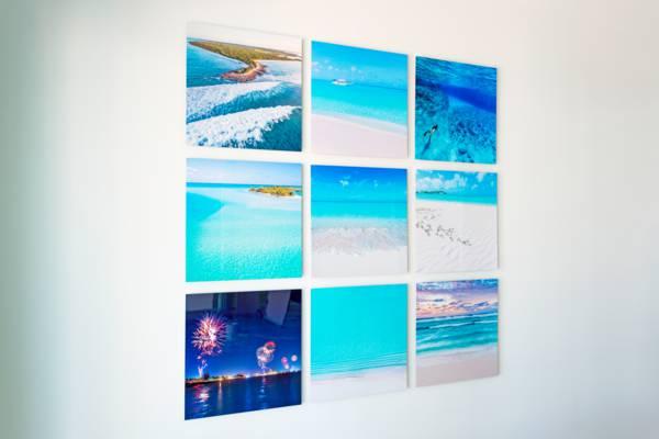 Turks and Caicos fine art landscape prints on aluminum