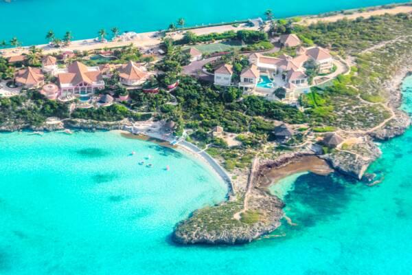 Prince villa in Turks and Caicos