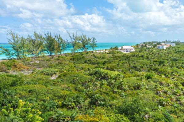 the secluded Whitby area on North Caicos