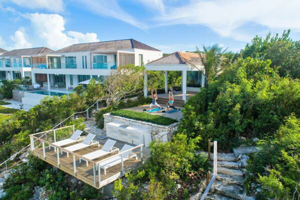 Beach Enclave villa
