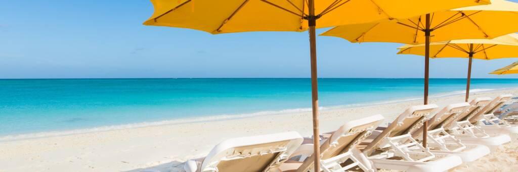 Grace Bay Beach at the Alexandra Resort, Turks and Caicos