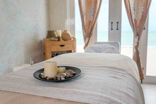 Elevate Spa at the Ambergris Cay Resort