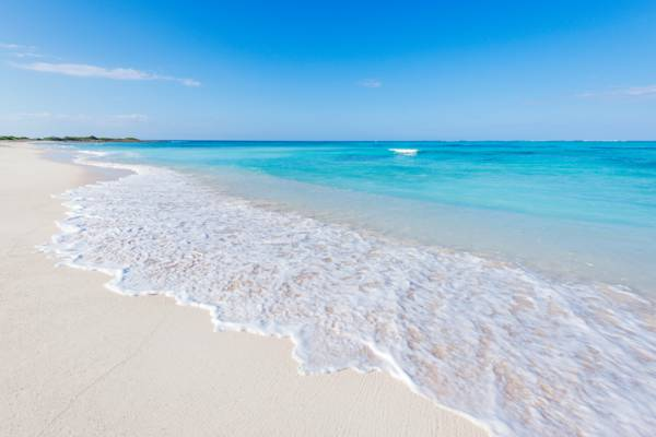 ATV tours visit the beautiful Northwest Point Marine National Park in the Turks and Caicos
