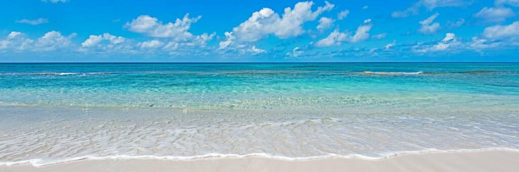 Balfour Town Beach on Salt Cay