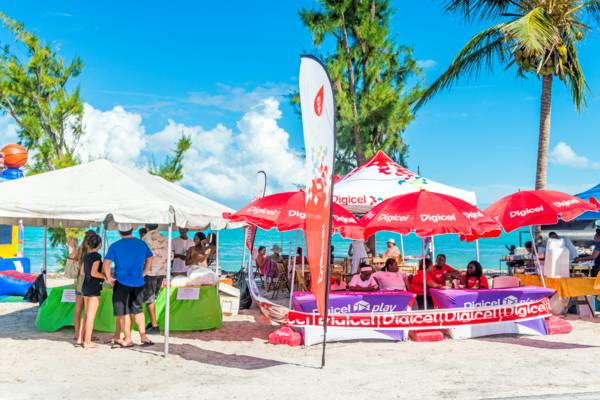 the Conch Festival at the settlement of Blue Hills, Providenciales