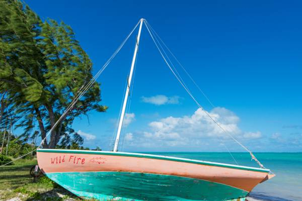 Caicos Sloop at Blue Hills, Providenciales