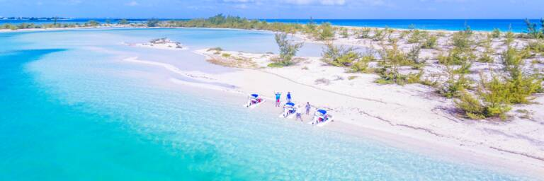 Boat rentals in Turks and Caicos