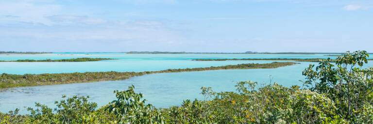 Bottle Creek and the East Bay Islands National Park, Turks and Caicos