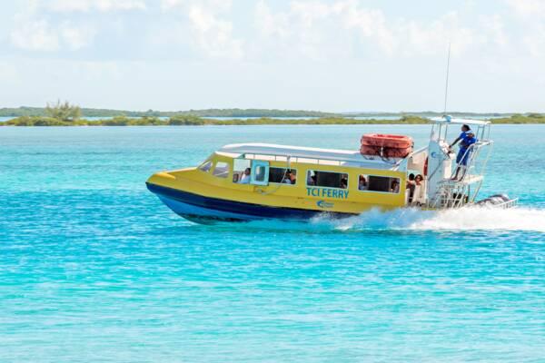 TCI Ferry