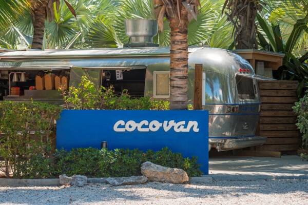 Cocovan in Turks and Caicos.