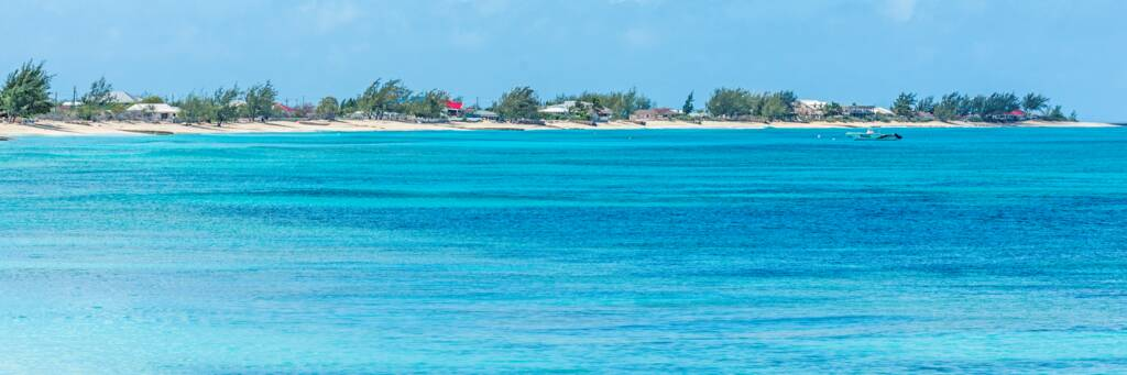 Columbus Landfall National Park in the Turks and Caicos