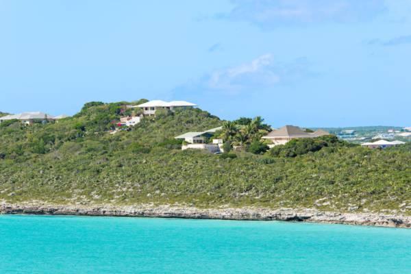Cooper Jack, Turks and Caicos
