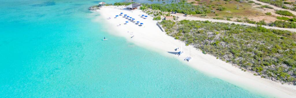 the Cove on South Caicos
