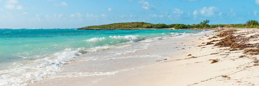 East Bay Beach on South Caicos