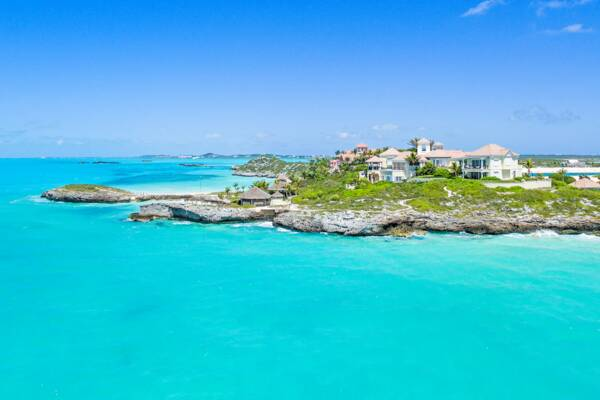 Emara Estate at Turtle Tail on Providenciales.