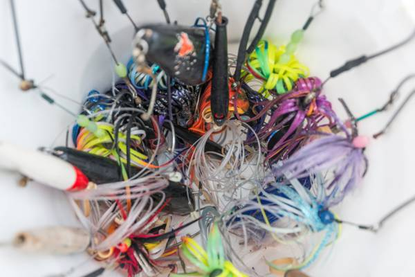 sport fishing lures