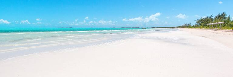 Five Cays Beach on Providenciales