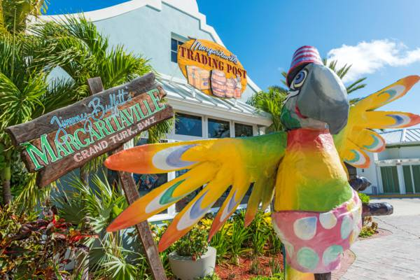 the Margaritaville at the Cruise Center