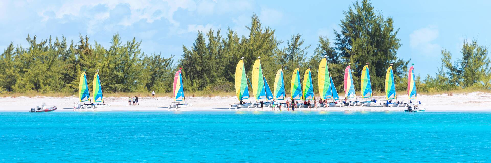 Turks And Caicos Resorts >> Providenciales Hobie Cat Sailing | Visit Turks and Caicos Islands