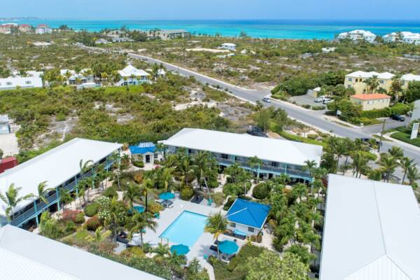 Island Club hotel in the Turks and Caicos