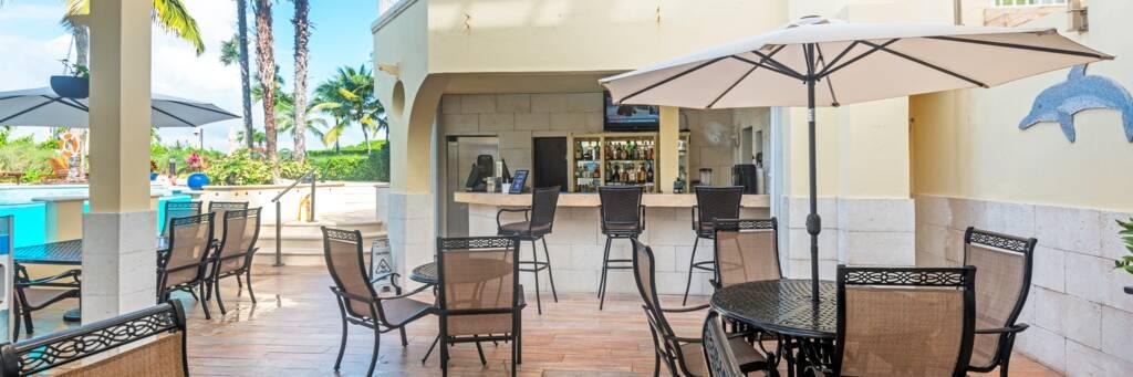 Jojo's Café restaurant in Turks and Caicos