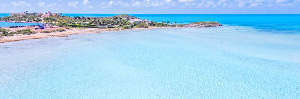 Turtle Tail Beach in Turks and Caicos