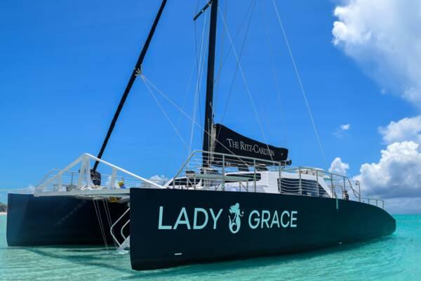 Lady Grace yacht