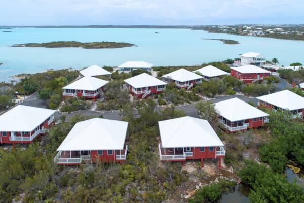 Neptune Villas in the Turks and Caicos