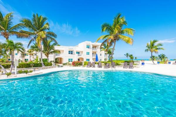 pool at the Northwest Point Resort in Turks and Caicos