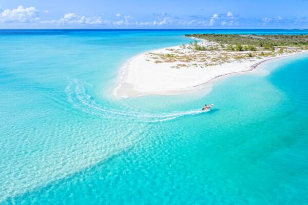 Turks and Caicos boat tour