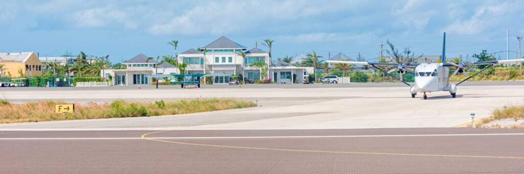 Provo Air Center in the Turks and Caicos