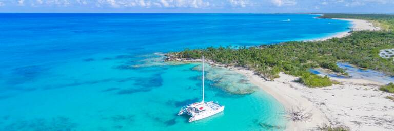Turks and Caicos sailing charter