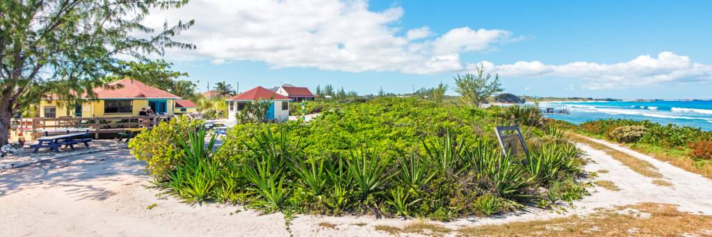 Sea View Café at Middle Caicos
