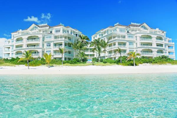 the luxury Shore Club Resort on Long Bay Beach