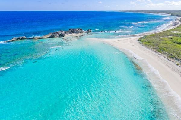 Mudjin Harbour, Turks and Caicos