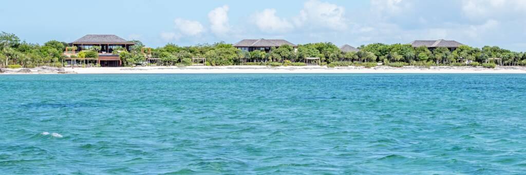 The Sanctuary villa in Turks and Caicos