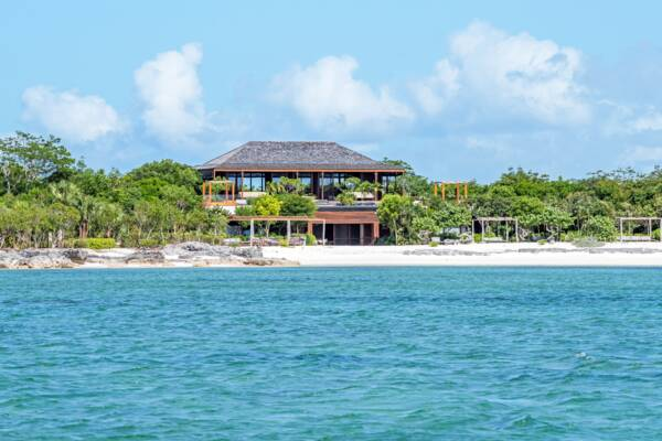 The Sanctuary estate, Parrot Cay, Turks and Caicos