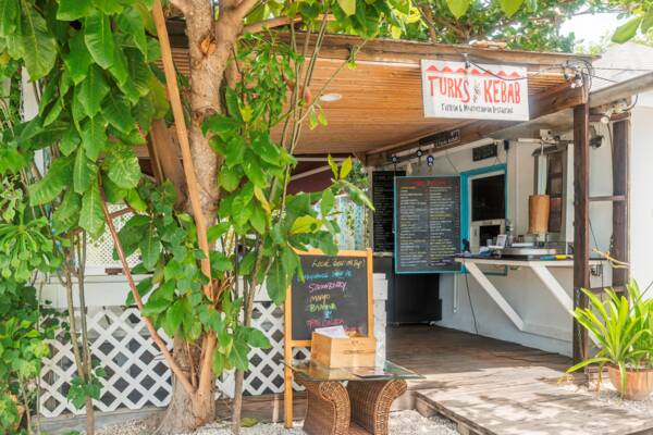 Turks Kebab restaurant, Turks and Caicos