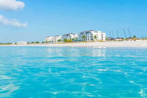 Wymara Resort in Turks and Caicos.
